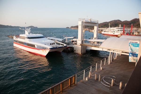 Matsuyama kanko-koo (Reisefährhafen)