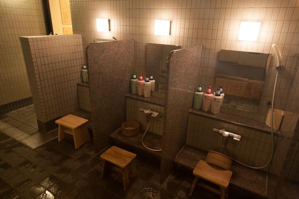 Duschplätze