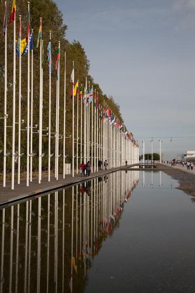 Parque das Nações, ehemaliges Expo-Gelände 1998