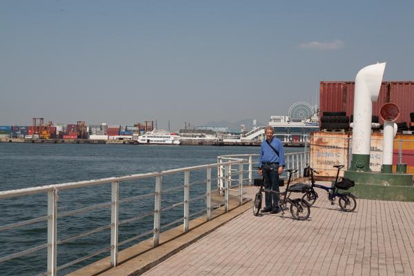 Fukuoka Hafen