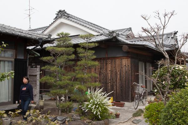 Noriko-san's traditionelles Haus
