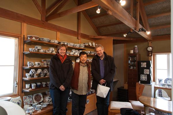 Noriko-san's Tipp: Die kleine traditionelle Manufaktur