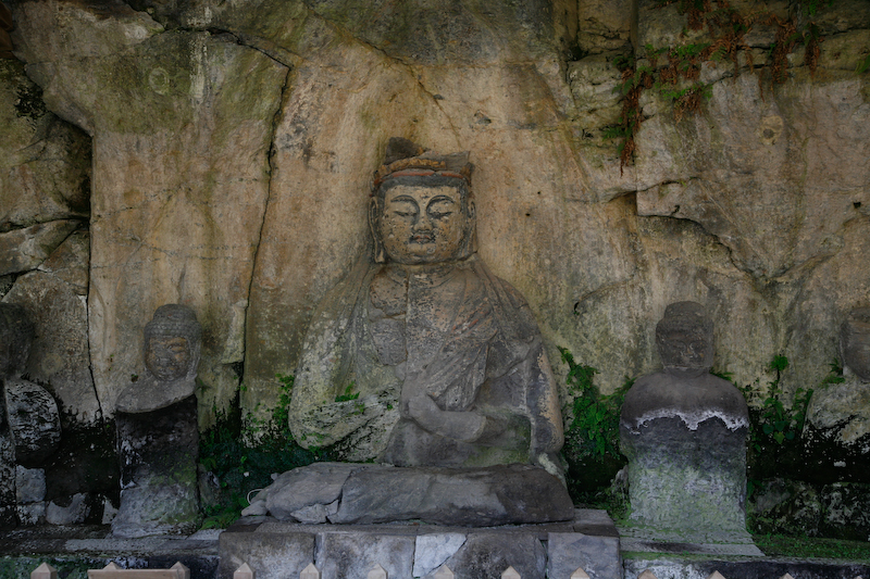 Usuki_Buddha